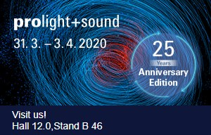 Prolight+Sound 2020 verschoben