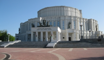 Grand Opera and Ballet Theatre Minsk